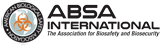 ABSA International: The Association for Biosafety and Biosecurity Logo