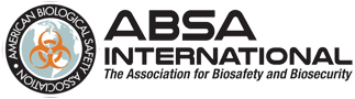 ABSA International: The Association for Biosafety and Biosecurity Mobile Retina Logo