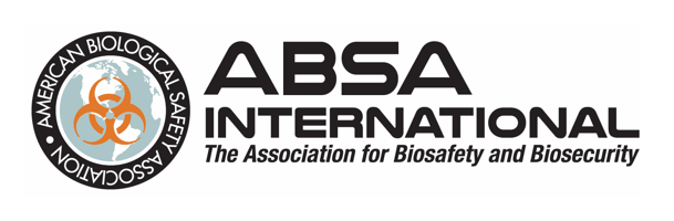 ABSA International: The Association for Biosafety and Biosecurity Retina Logo