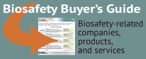 Biosafety Buyer's Guide