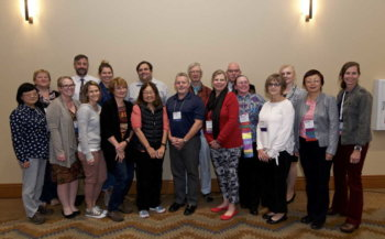 Recertified Biosafety Professionals who attended the 2017 ABSA International Conference