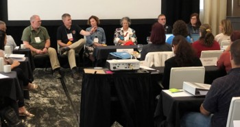 Roundtable Discussion, 2019 PPB, San Diego, CA